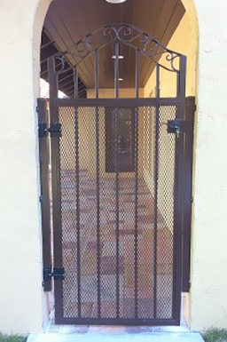 Custom-Built Gate in Orlando, FL