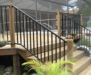 Deck Railings in Orlando, FL